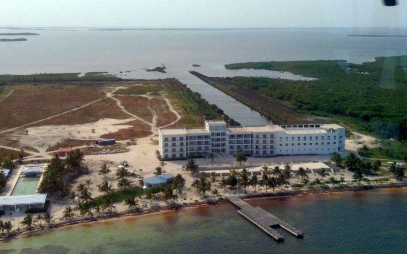 hotel at turneffe atoll