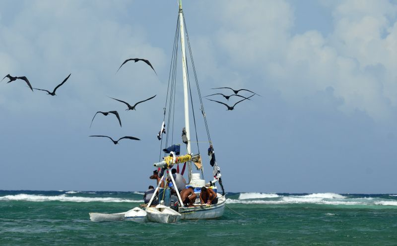 commercial fishing in Belize