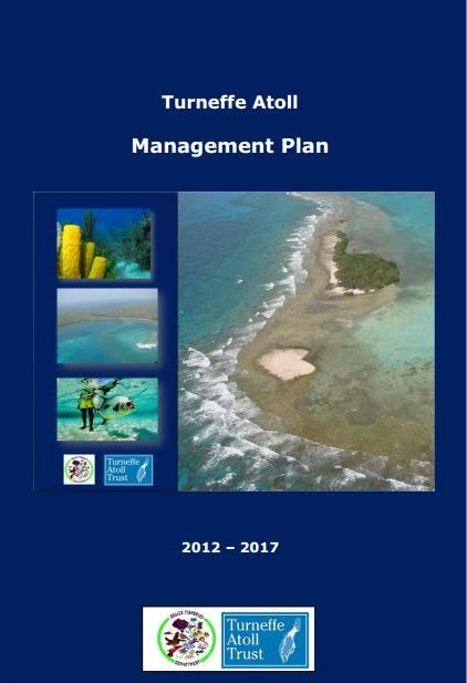 Turneffe atoll marine reserve management plan