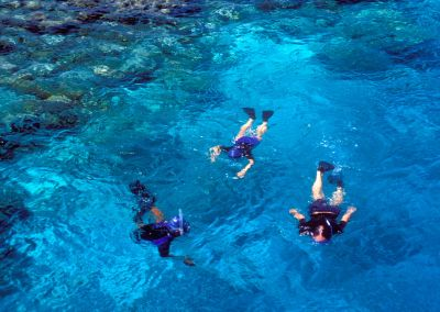 Belize snorkeling adventures during your Atoll Adventure package