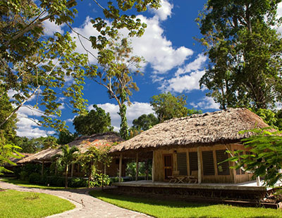 Chan Chich Cabannas Belize