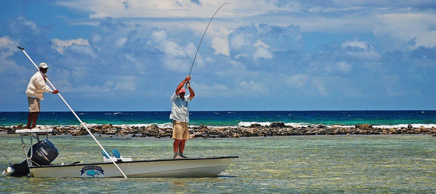 Turneffe Flats Fishing