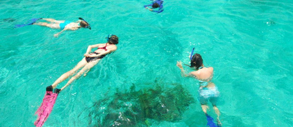 Turneffe Flats Snorkel