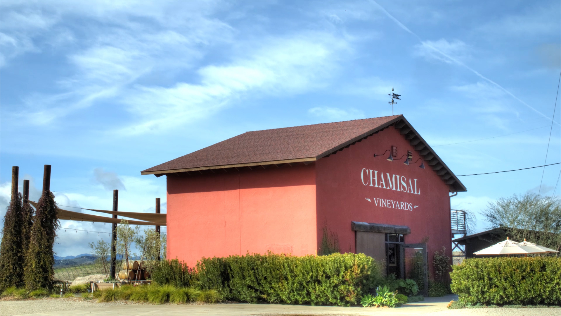 Winery tour Video