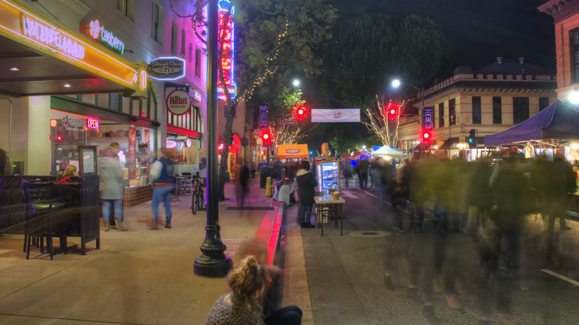 Downtown SLO