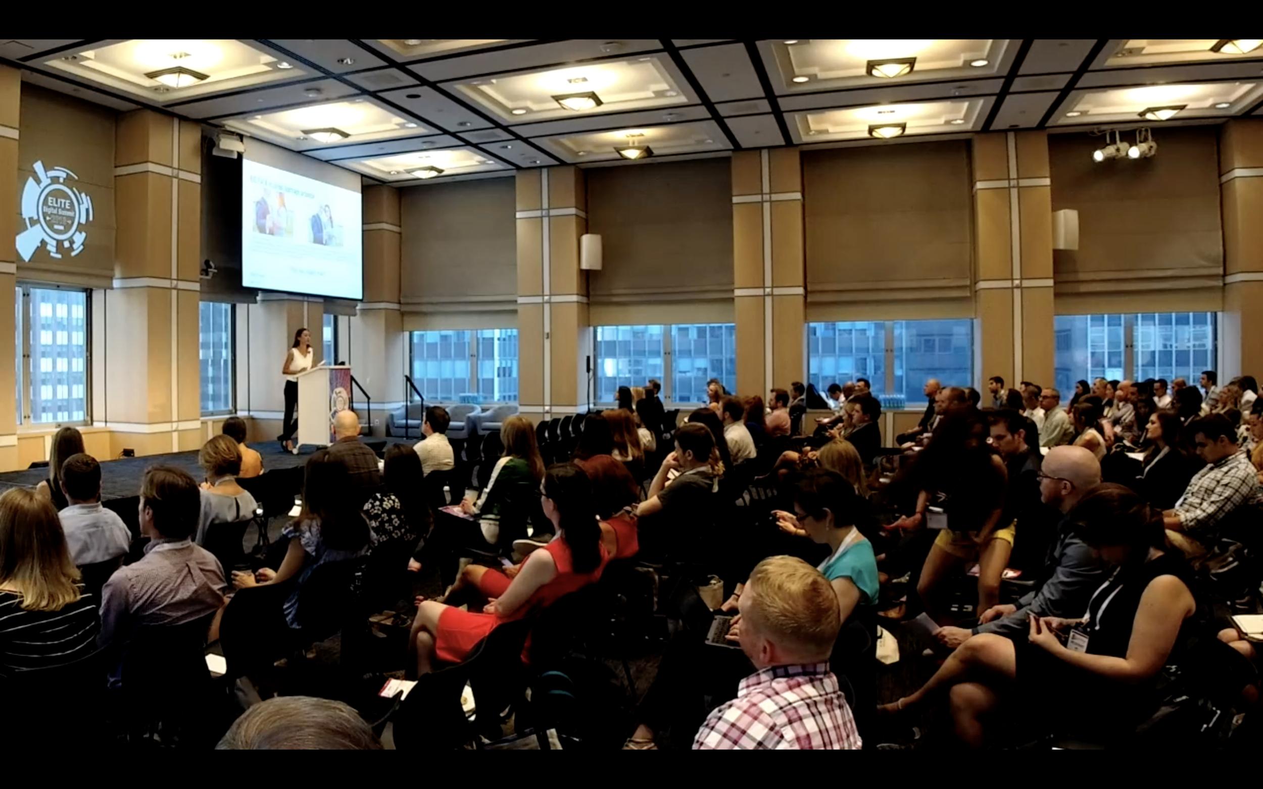 9/6/18 Speaking for Elite SEM Digital Summit 2018.