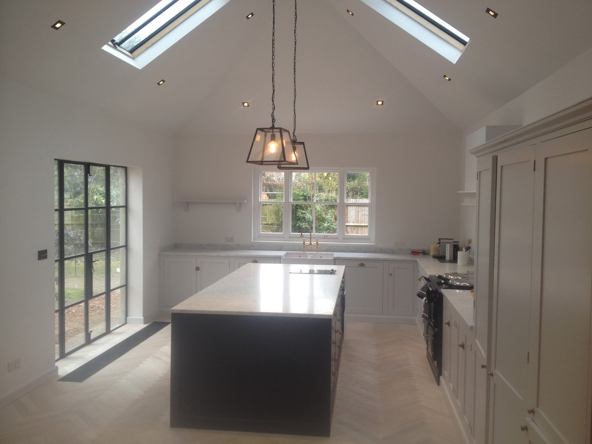 New KItchen fit out with lighitng and power for applainces.jpg