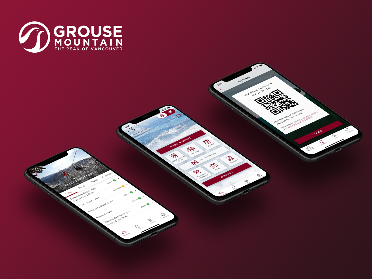 Grouse Mountain App