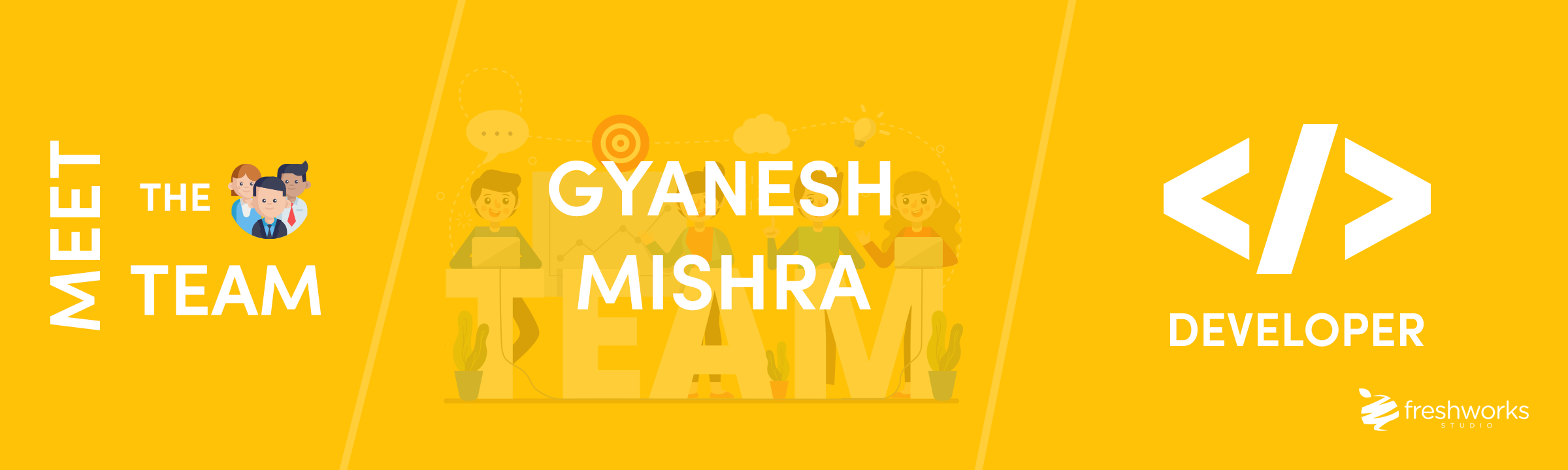 Meet The Team - GYAN Header