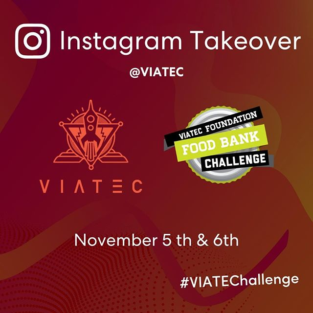 Happy Monday! We're excited to take over @VIATEC's Instagram tomorrow and share some fun content as we kick off #VIATEChallenge.  For the 17th year, VIATEC is challenging companies in Victoria to compete in an effort to raise as much food and cash donations for @mustardseedvic as possible! We're excited to be part of it for the second year in a row. . . . . . #yyjtech #tectoria #yyj #bctech