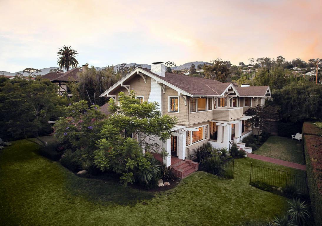 SOLD: $2,424,000  Represented Buyer  401 Pedregosa Street, Santa Barbara, CA 93103 6 beds 5 baths