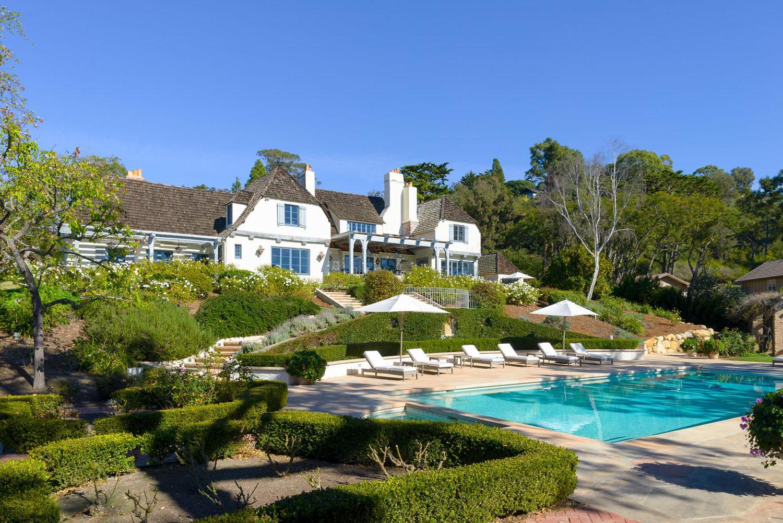 SOLD: $7,995,000  Represented Seller  1414 Estrella Drive Santa Barbara, CA 93110 5 beds 7.5 baths 5,733 sqft
