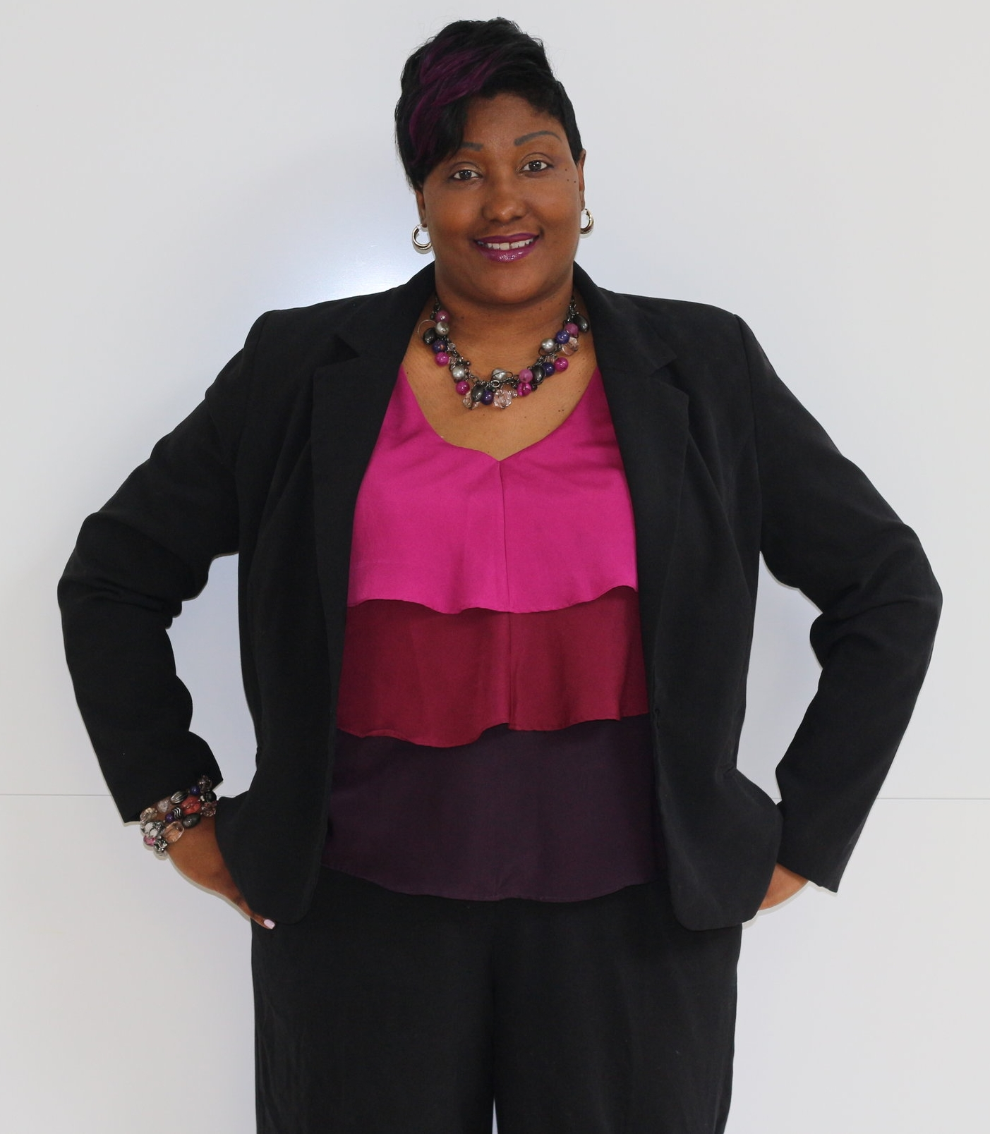 Erica Hood-Vincent Lady Boss