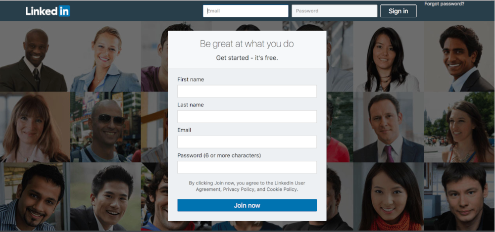 how to add ad admin to your company's linkedin profile