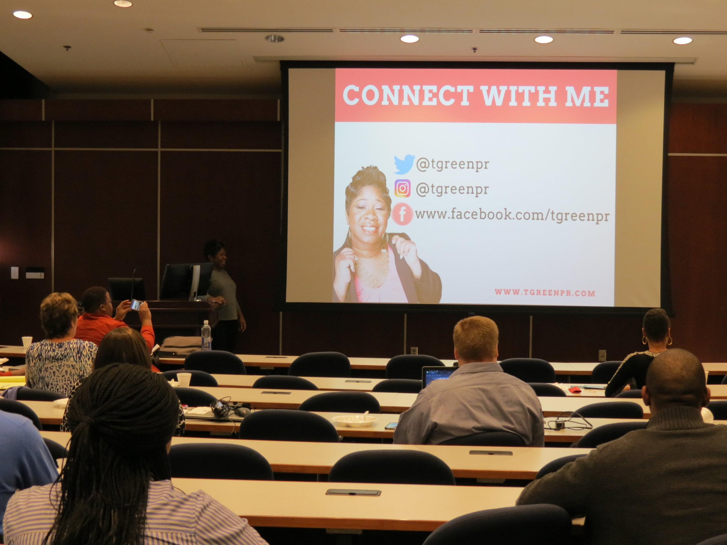 Tamell Green The Digital Midwife
