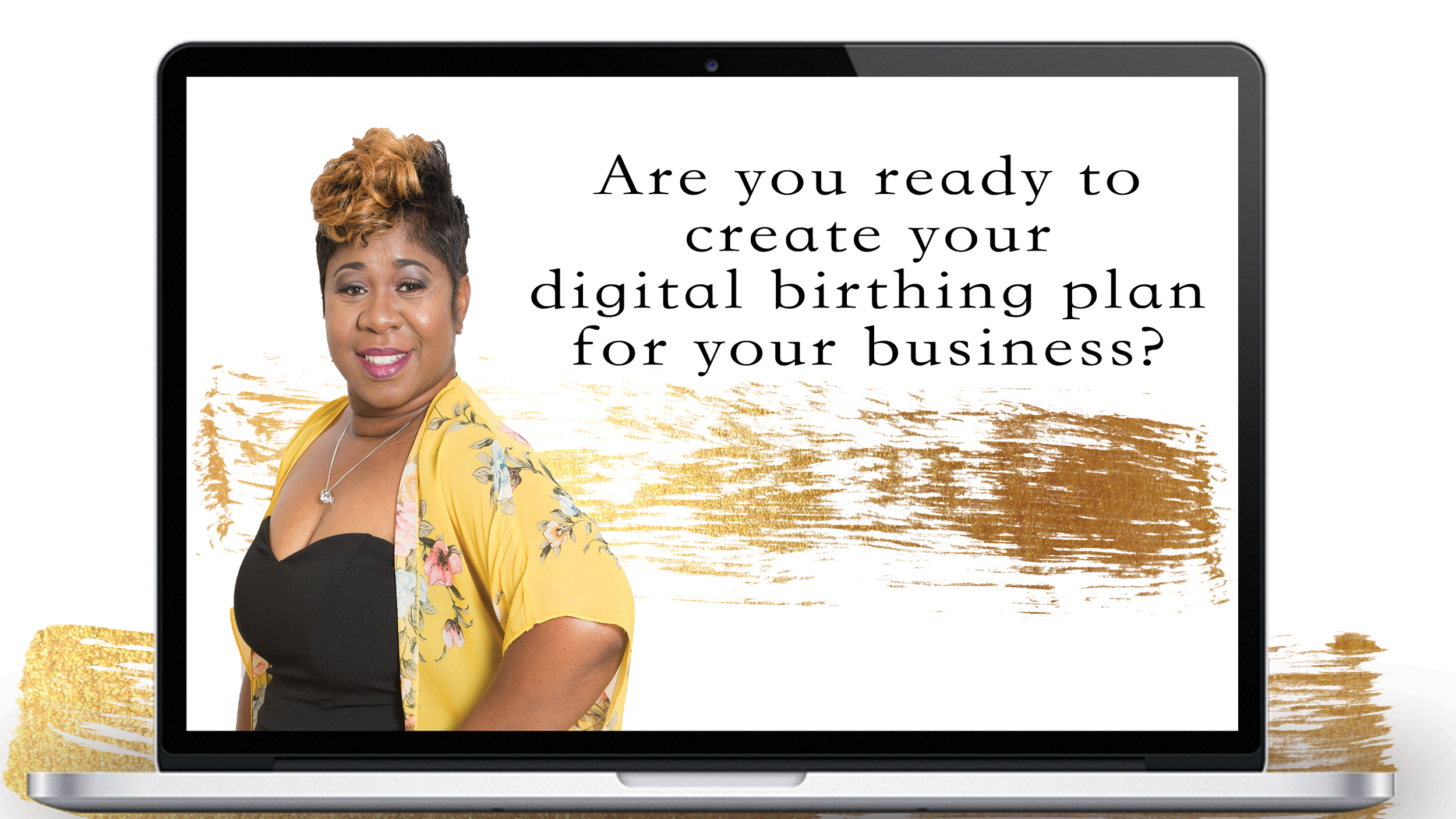 Tamell Green The Digital Midwife Marketing in the midlands south carolina women in business