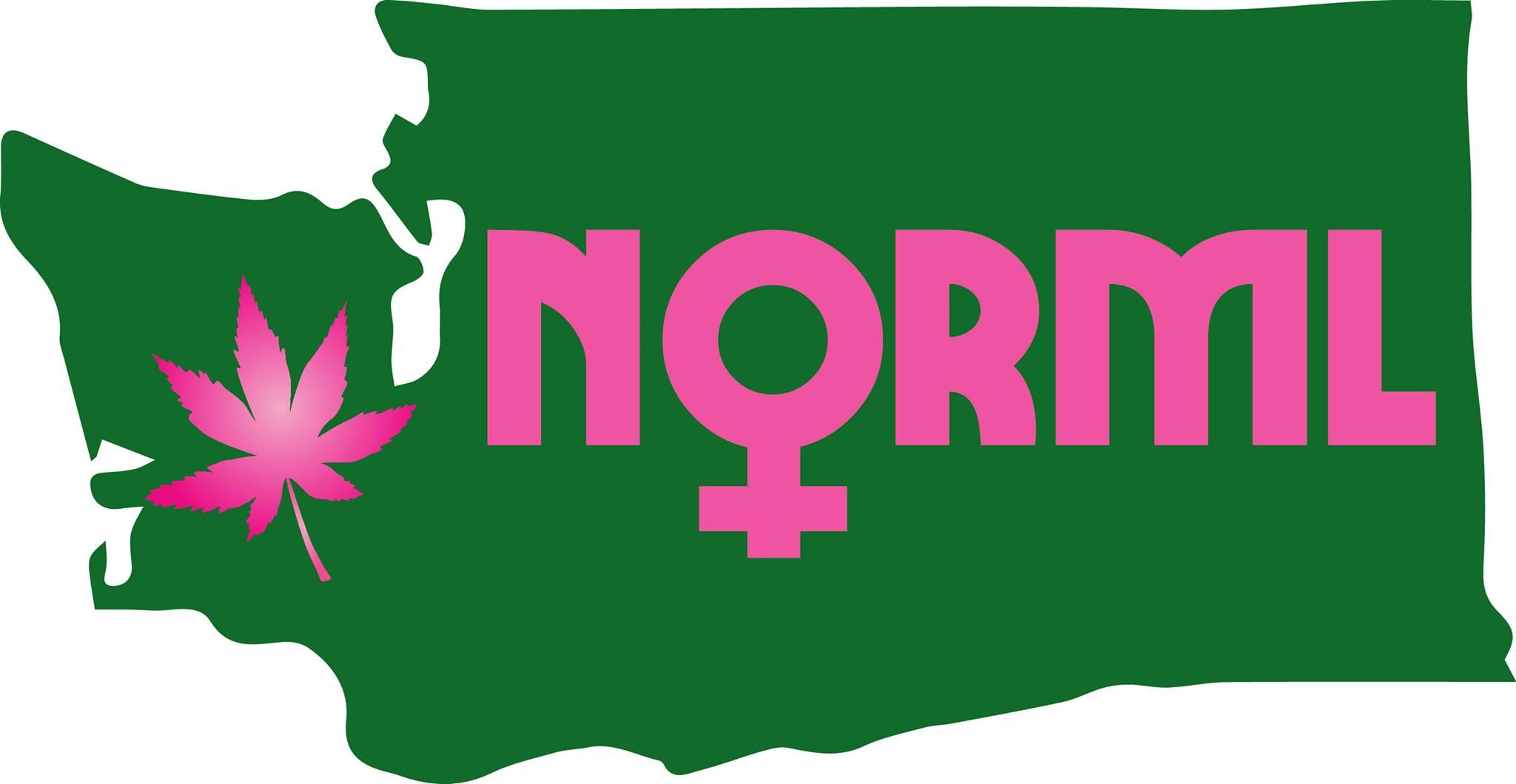 NORML Women of Washington State Logo