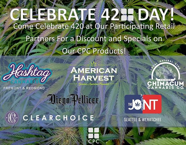 Please don't forget to get your discounts and specials at these parties updating providers. @clearchoicewa @chimacumcannabis @seattle.hashtag @thejointsea @thejointwenatchee @DIEGO #i502retail #i502 #420seattle #420washington #wenatchee #cannabissaves #cannabiscommunity #cannabis #tacoma #seattlewa #seattle