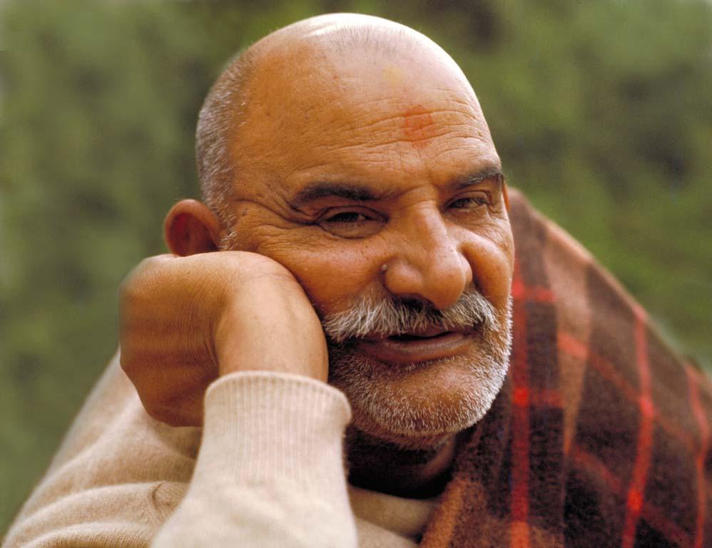 Neem Karoli Baba or Maharajji as he's affectionately known
