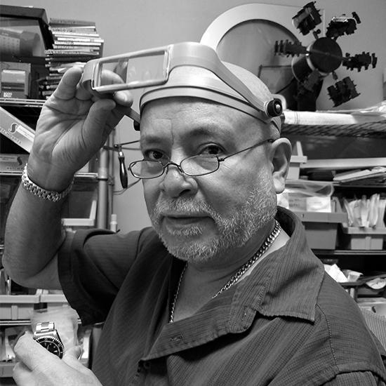 Jose Tavares, Head Watchmaker