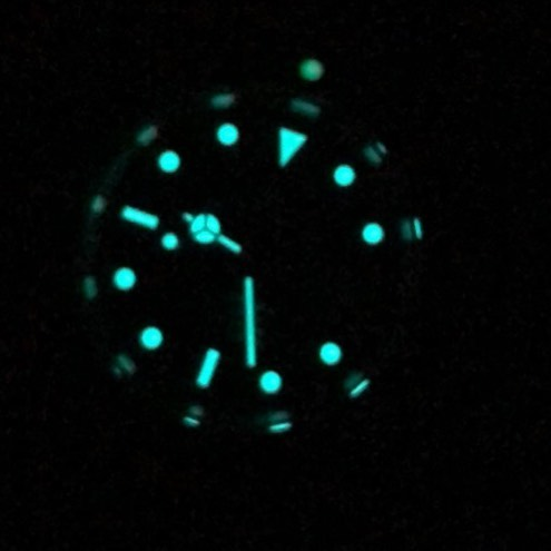 Night time photos are the best #artdialwatchsouthfield #artdialwatch #horology #watch #watches #rolexsubmariner #puremichigan