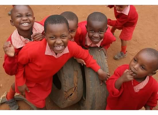 St. Vincent's - Children of Kibera