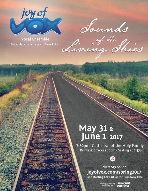 Joy of Vox Spring 2017