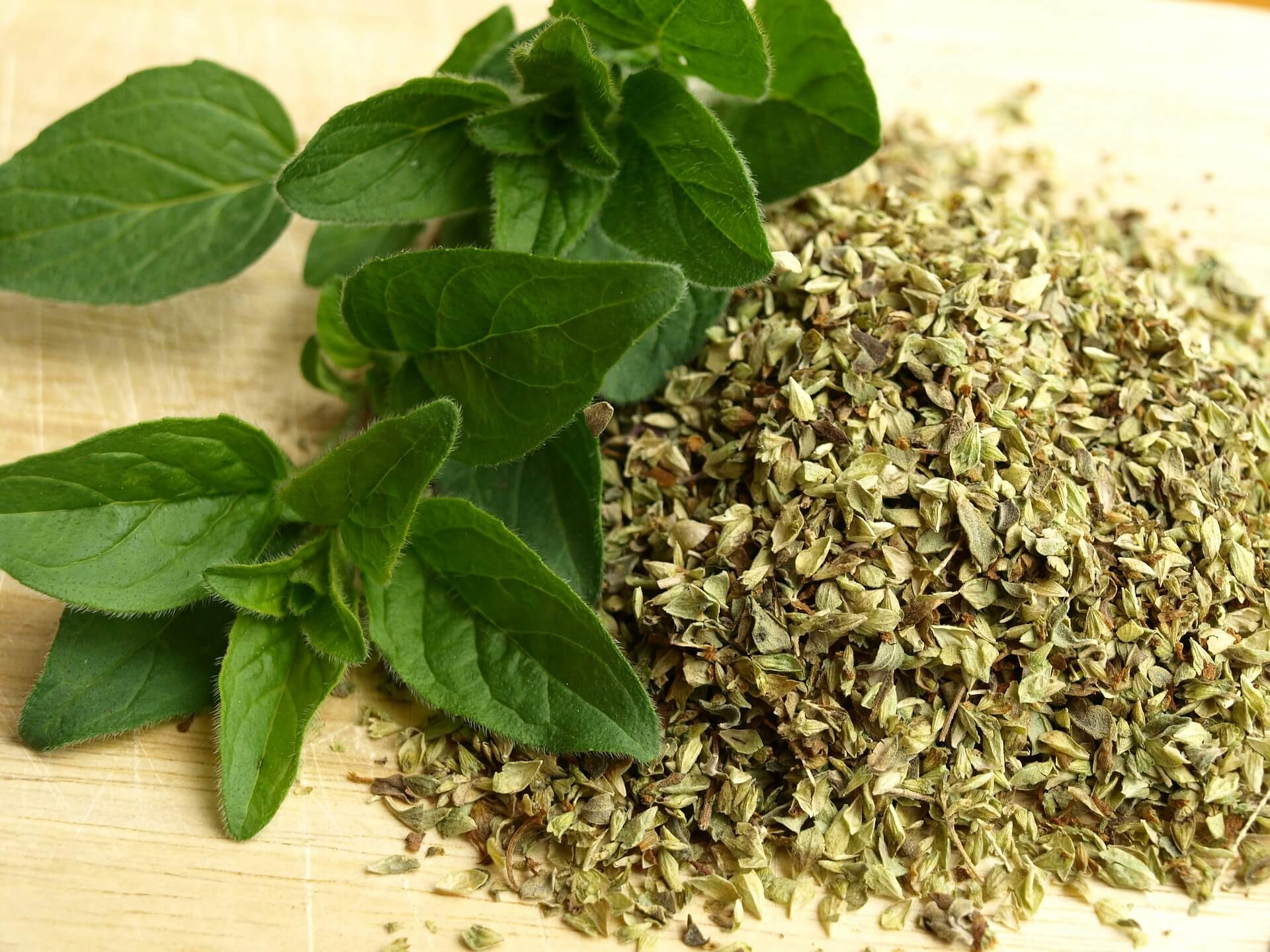 As you'll read below, this common herb can have up to 1,250 insect parts per 10 grams!