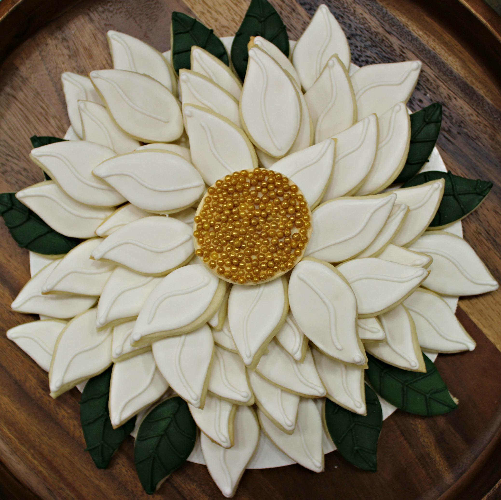Flower Platter ($65)