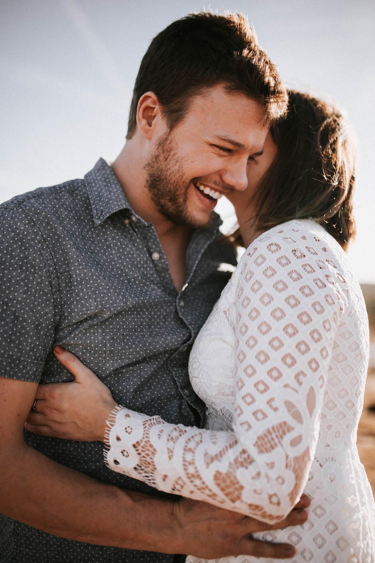 adventures couple photoshoot outdoors in Georgia