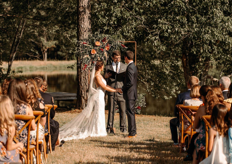 Weddnig-Ceremony