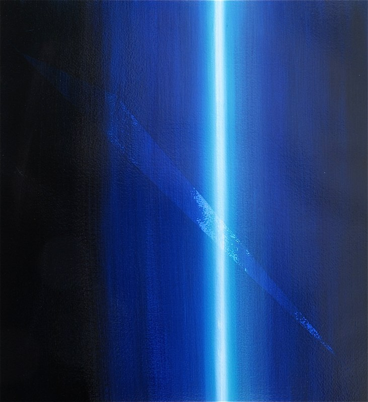 """Night Cut""18x16""OP2011"