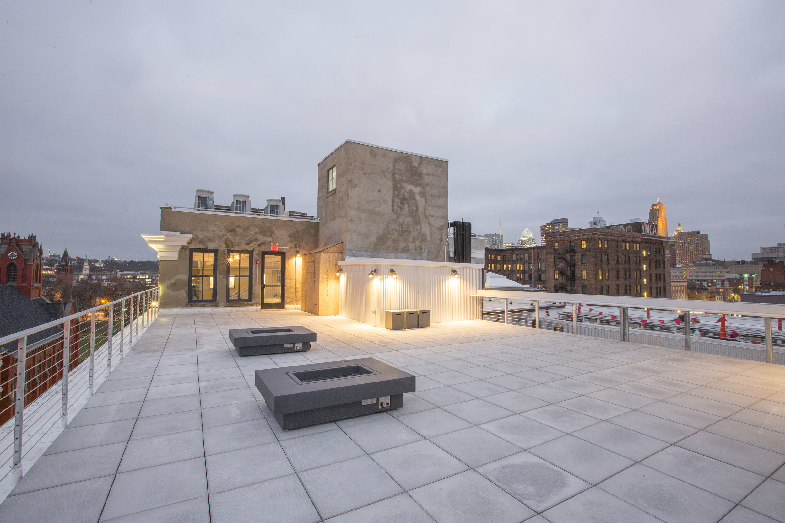 Rooftop Terrace and Event Space