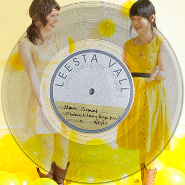 Special Vinyl from Leesta Vall Session