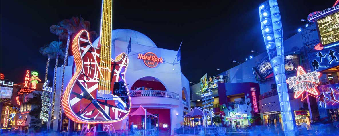 Universal CityWalk, Hollywood