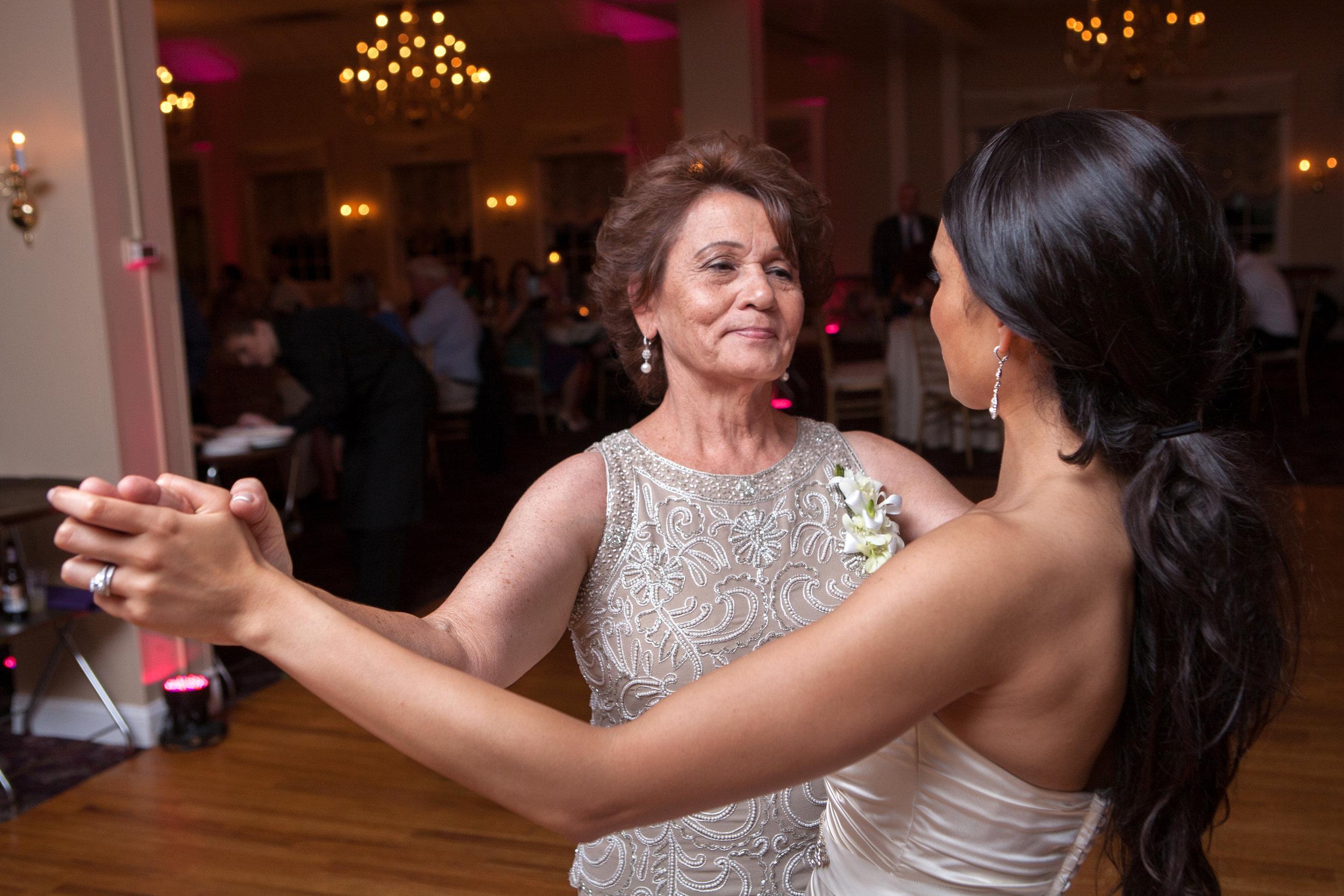 - Mother-daughter dance.