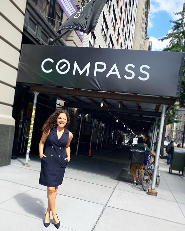 New episode of #CulturalCapital coming at ya from NYC! You can watch it at the link in my profile on @facebookwatch! I'm sure you've heard of the real estate tech company, @compass. I got a tour of their beautiful HQs in NYC and sat down with their CEO and founder @robreffkin to hear all about what makes the company so special and successful. Great advice for all you entrepreneurs! Enjoy and please give the page a follow and the video a 'like' to stay up-to-date on new episodes airing weekly! I'm sharing the link in my profile to watch the episode.  Thanks to the #compass team for having us and collaborating on this great episode!