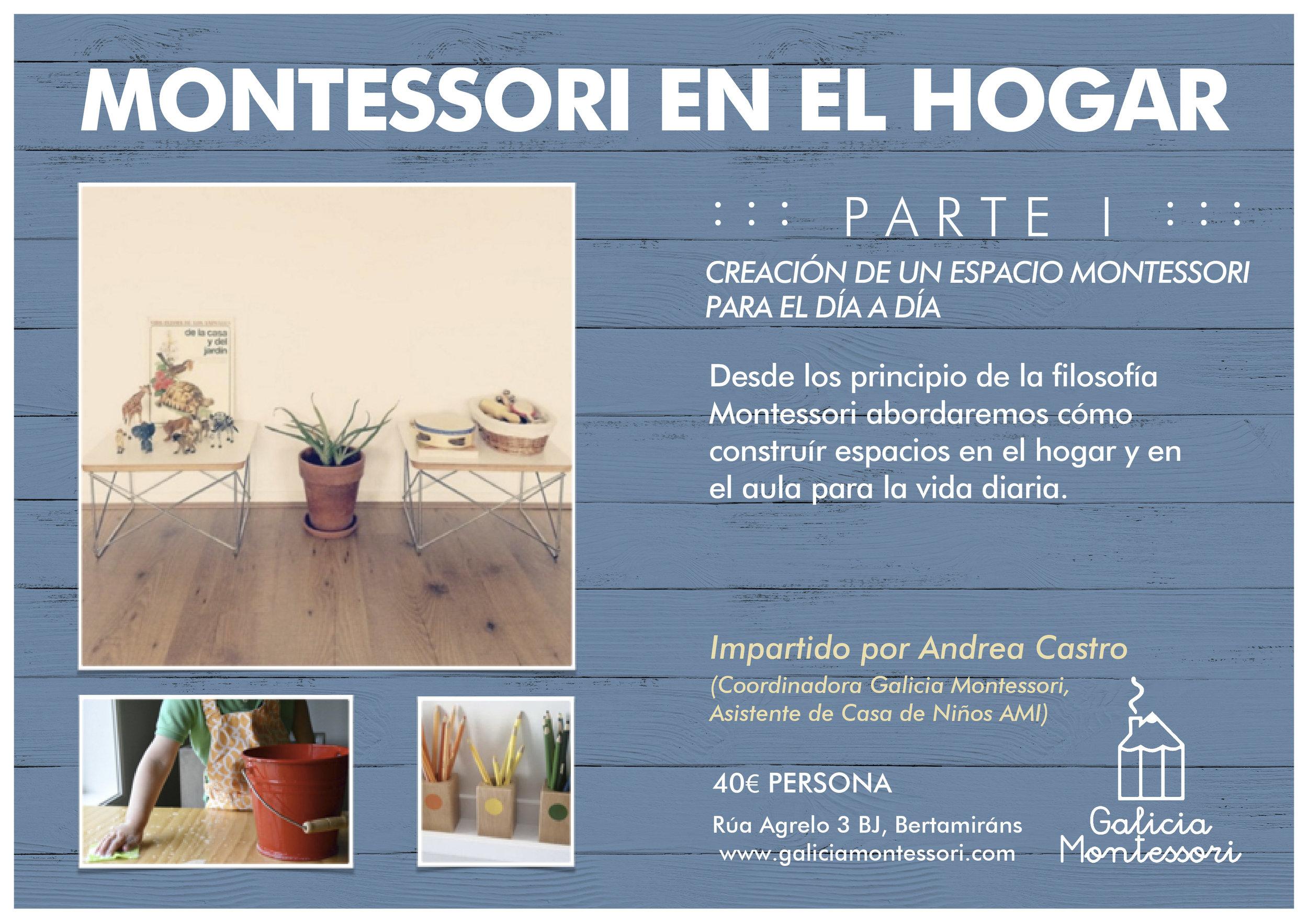Montessori en el hogar 05/10