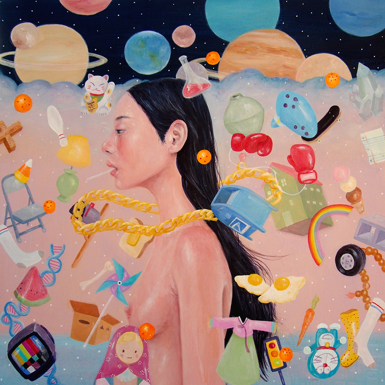 """Everything Is Everything"" by Tae Lee. (Image courtesy of artist)"