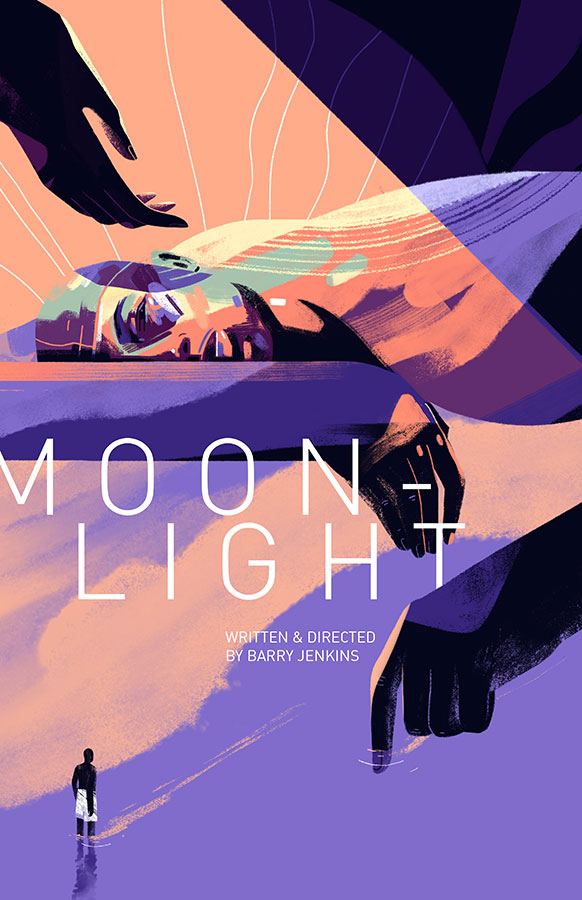 """Moonlight""  Image courtesy of artist."