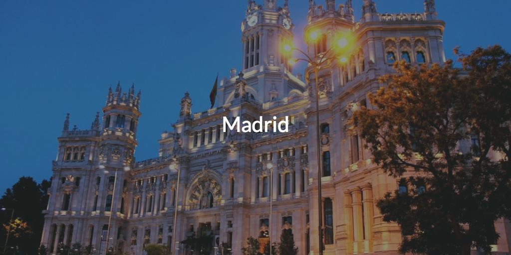 Madrid hotel day pass