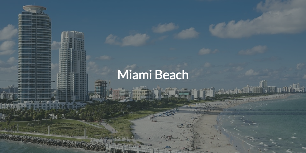 Miami Beach hotel day pass