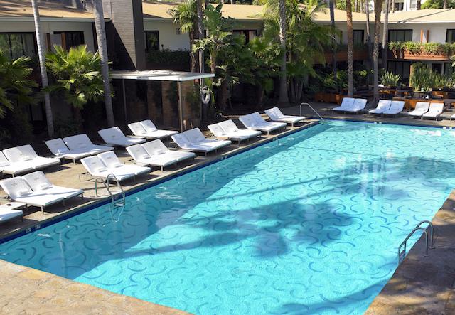 Hotel Roosevelt LA - Courtesy of Thompson Hotels