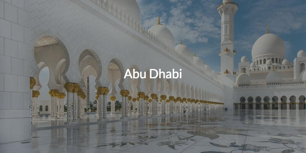 Abu Dhabi day pass