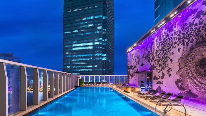 The W Hotel Kowloon