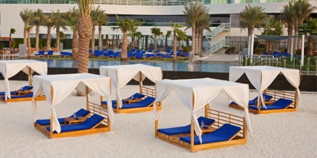 DoubleTree Dubai Beach Day Pass