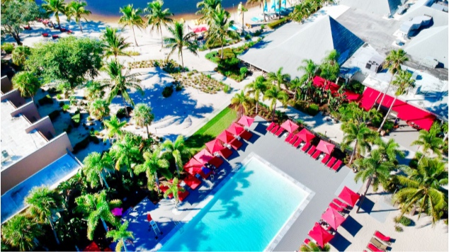 Day Pass Club Med Sandpiper Bay
