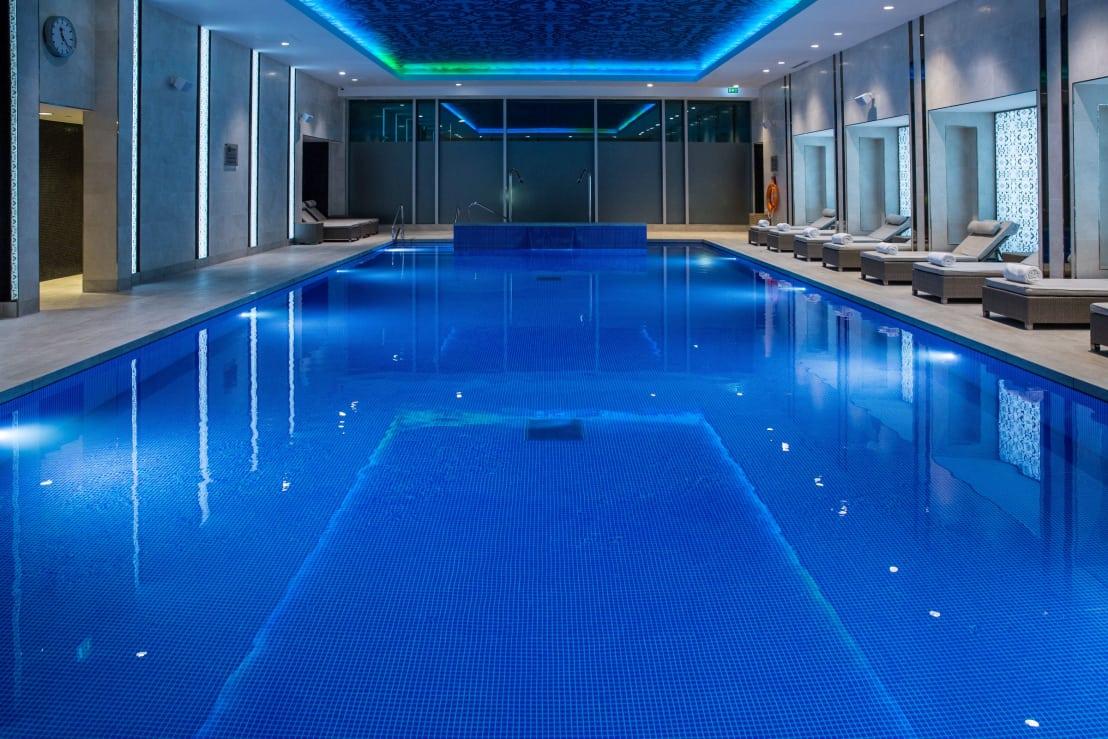 London Pool Day Pass - InterContinental O2