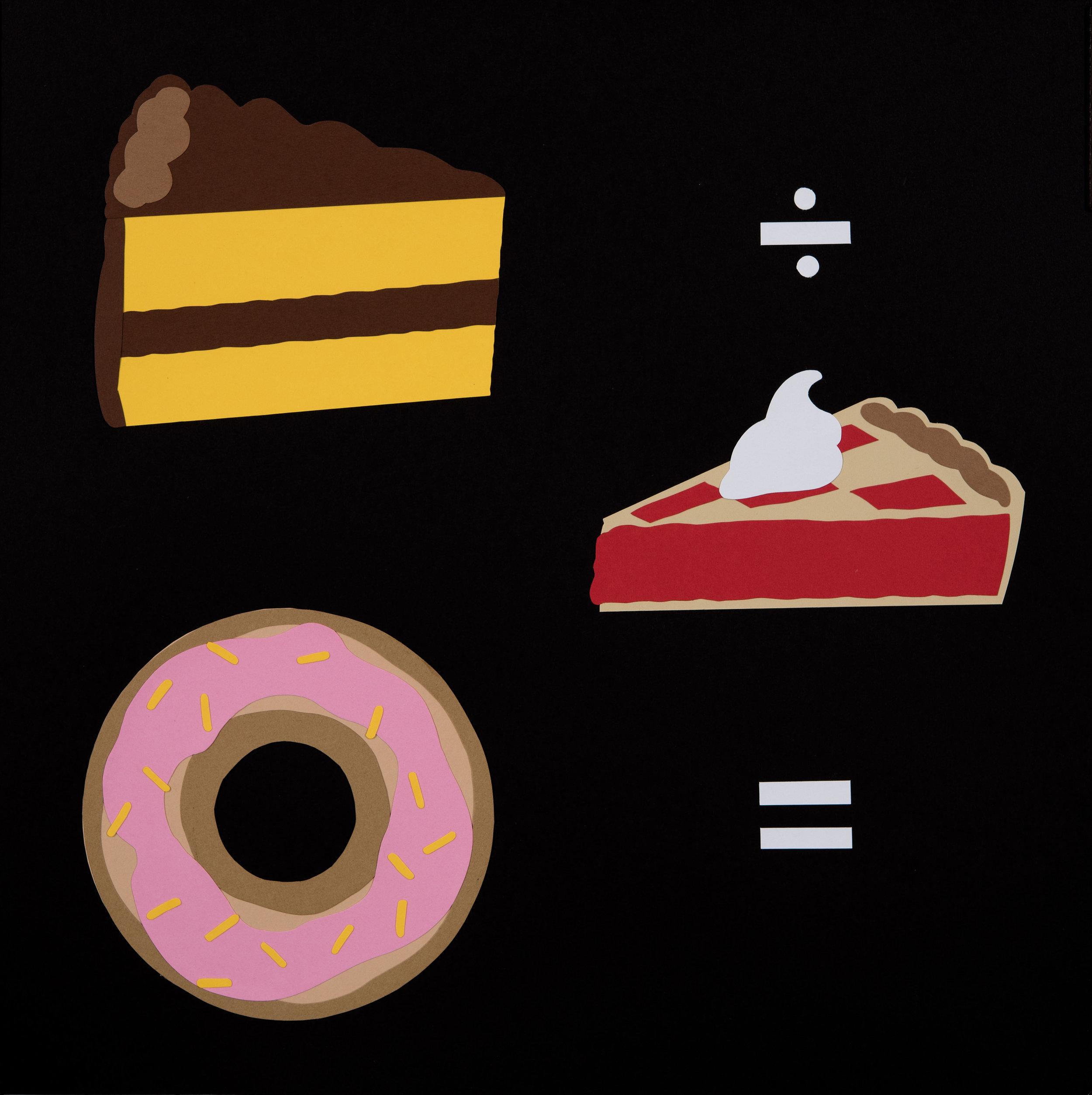 Cake % Pie = Donut