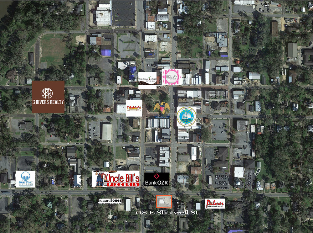Commercial / Investment / Timberland /Ag — 3 Rivers Realty